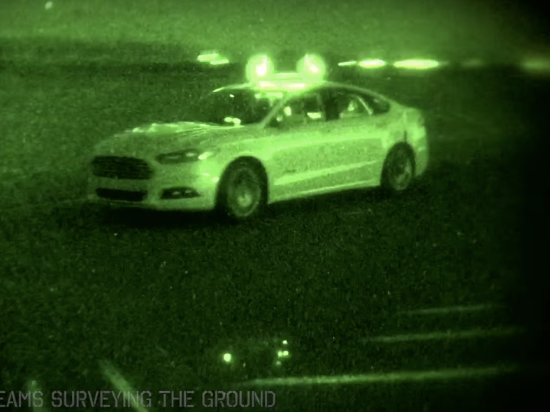 Will Laser-Guided Autonomous Cars Solve Light Pollution?