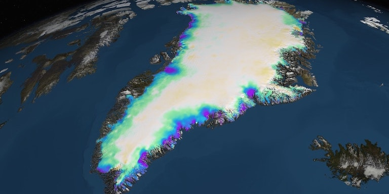 "Greenland Ice Sheet Researcher Warns: ""We Should Prepare for What Is Coming"""