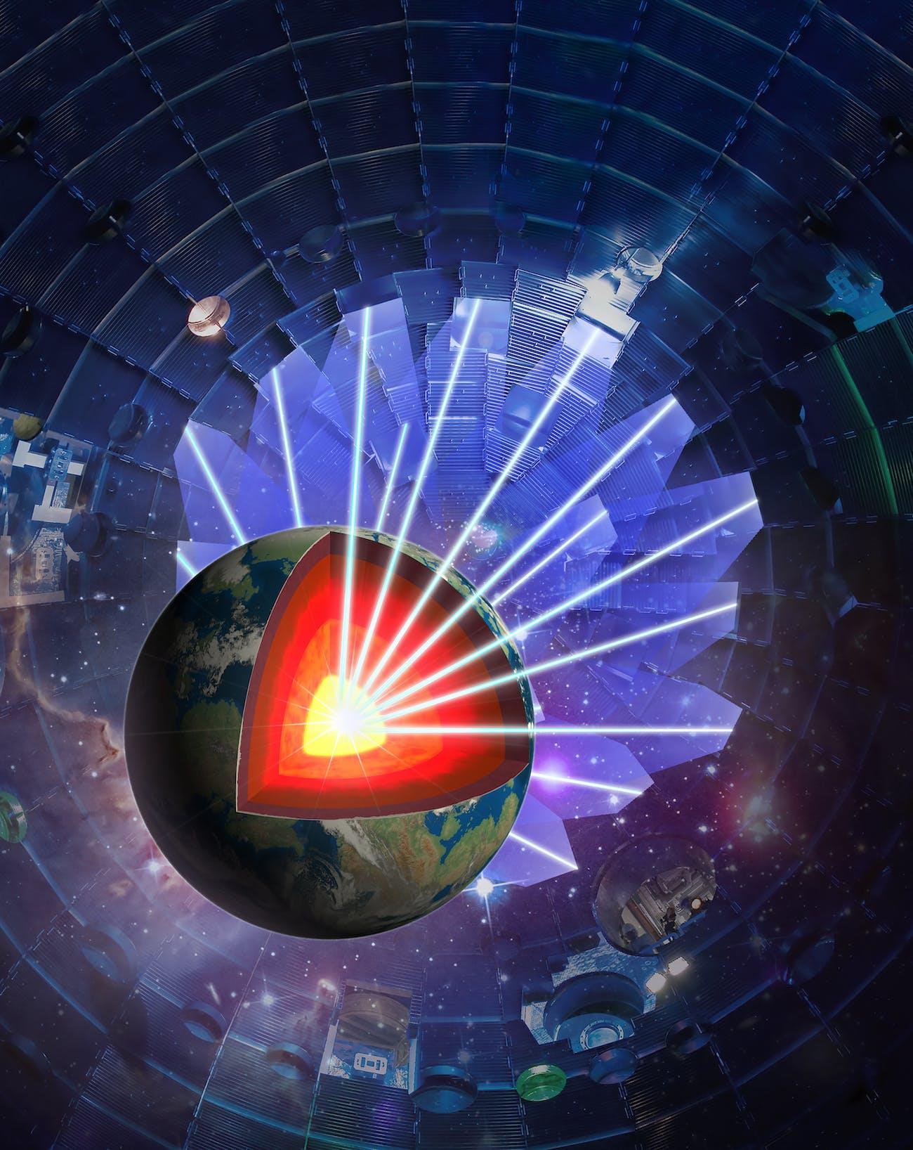 exoplanetary core
