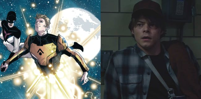 Charlie Heaton as Cannonball in 'The New Mutants'