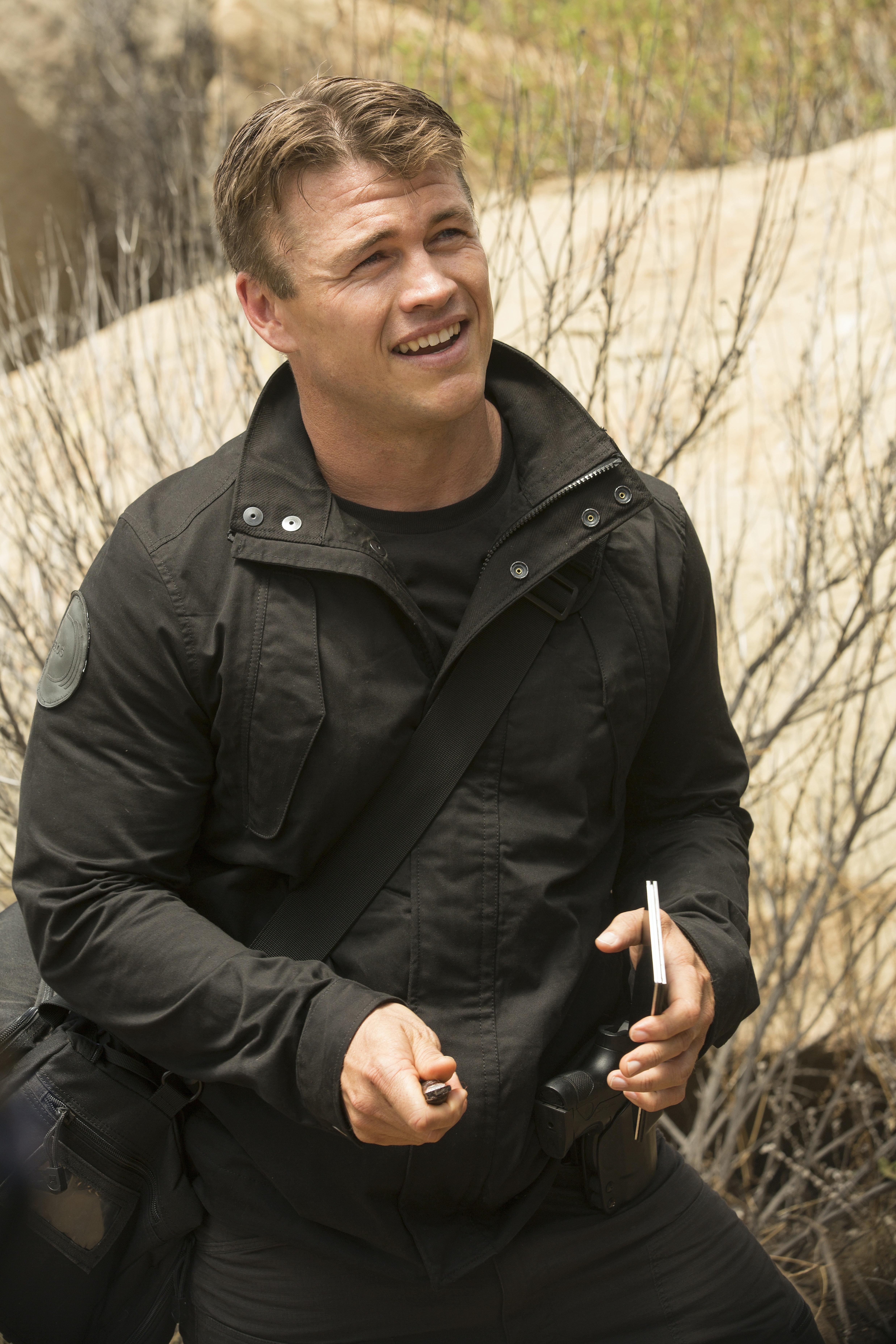 Luke Hemsworth as Ashley Stubbs in 'Westworld'