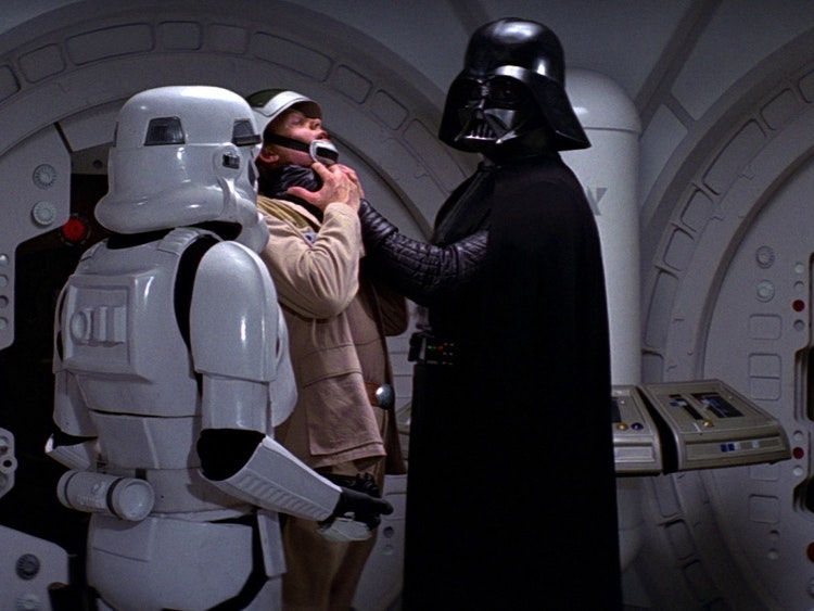 Final Darth Vader Scene in 'Rogue One' Was Added in Reshoots