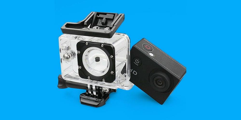 Grab This Waterproof Action Cam at 73% Off
