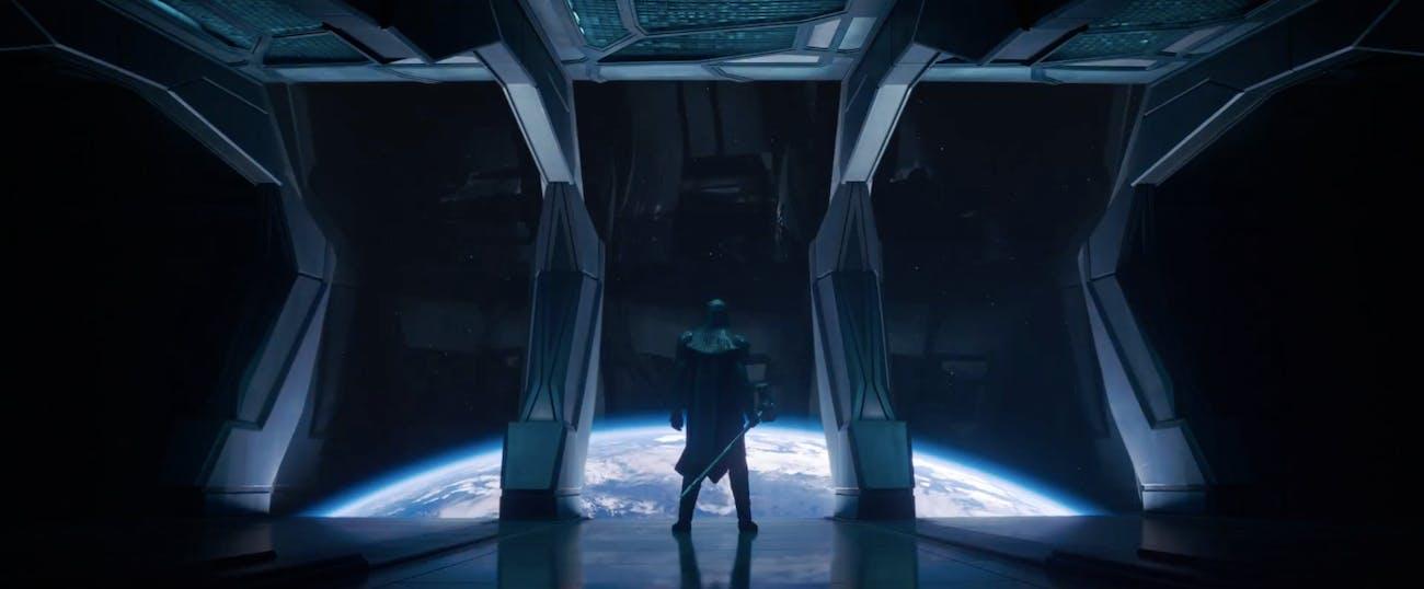 'Captain Marvel' Ronan the Accuser