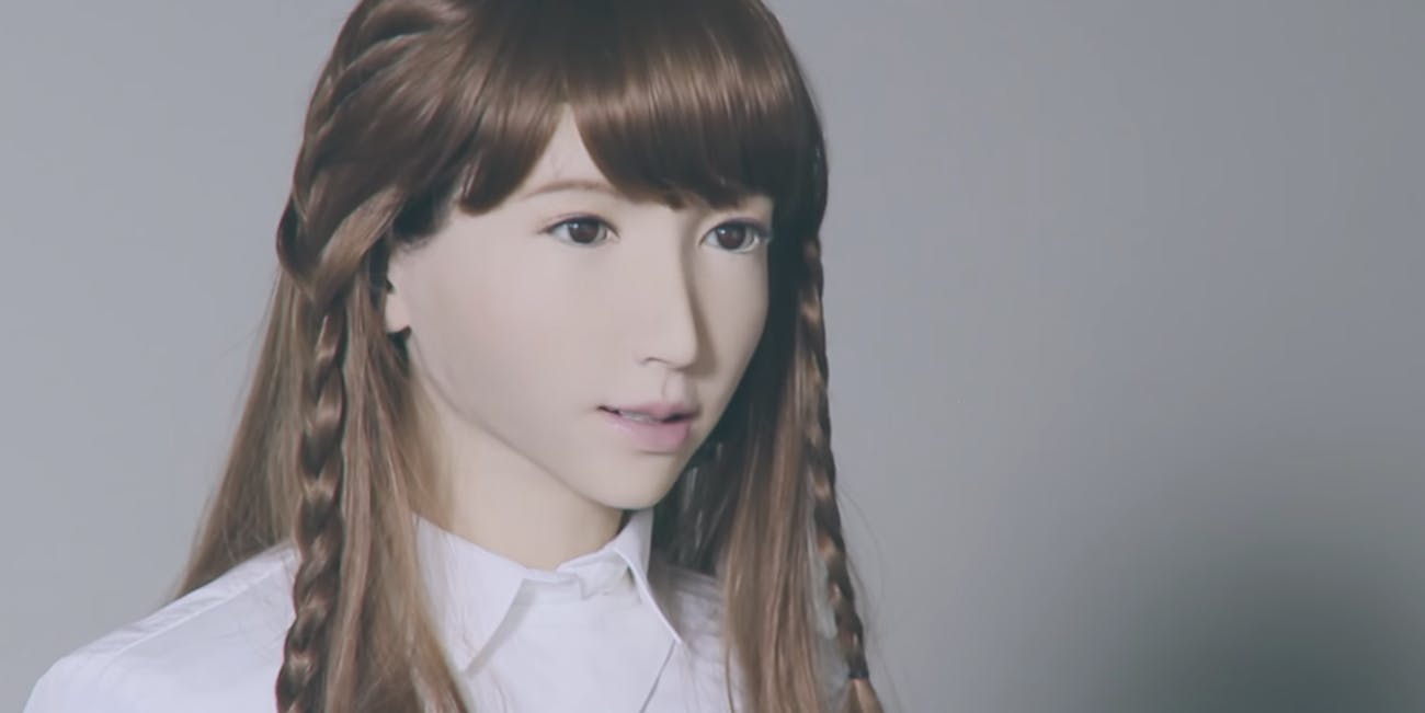 5 Lifelike Robots That Take You Straight Into the Uncanny