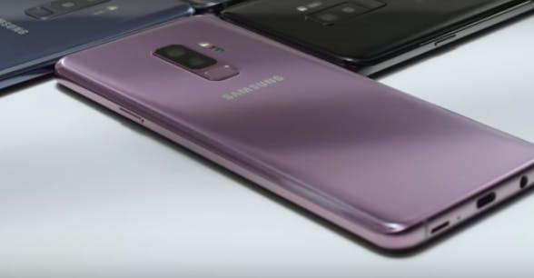 Samsung S9 headphone jack