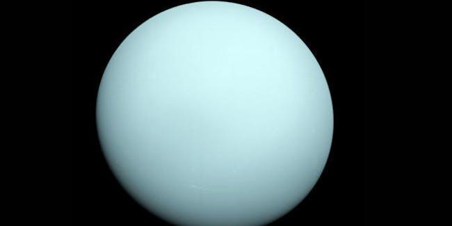 Uranus may have two moons lurking between its rings.