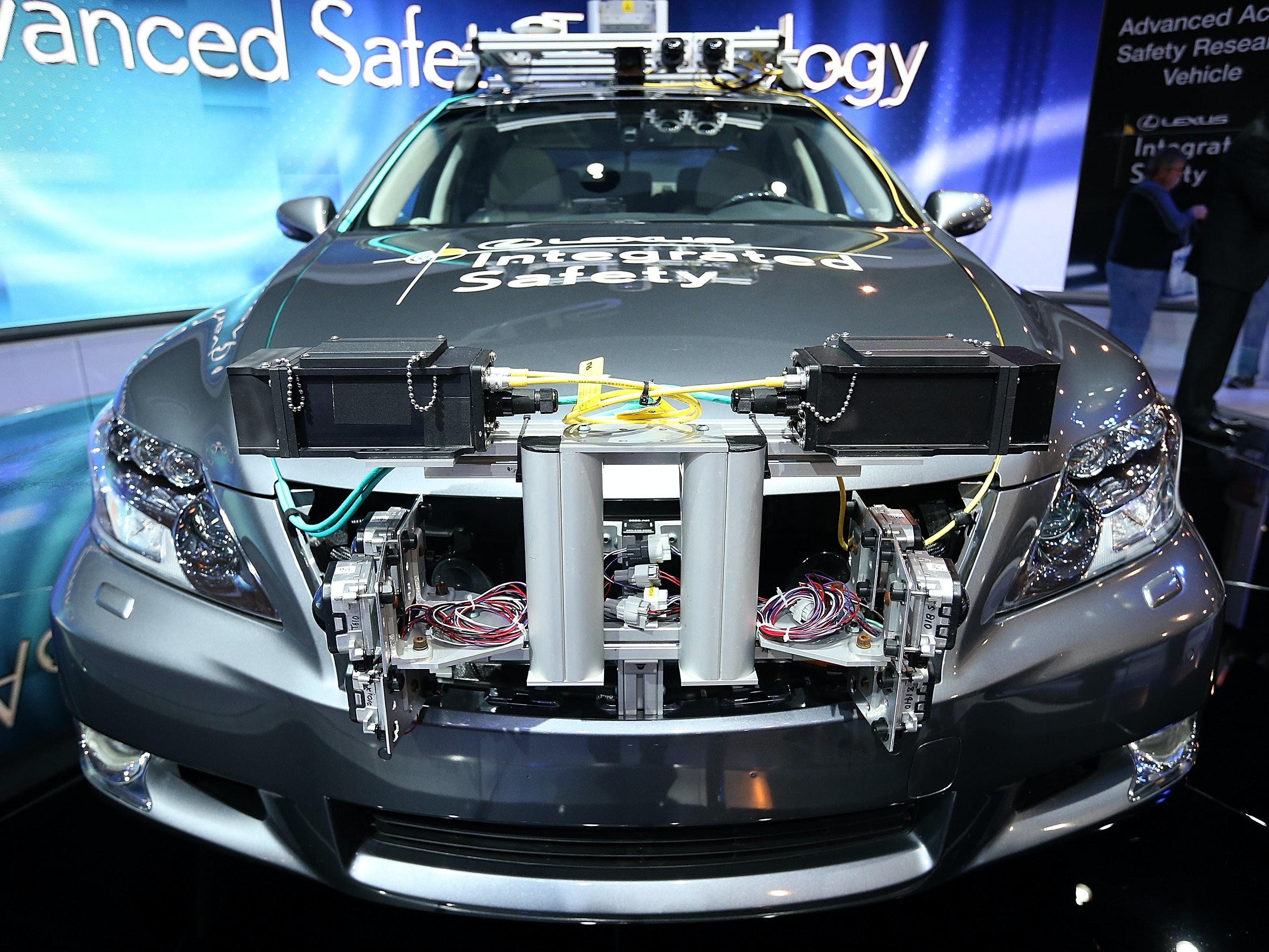 Autonomous Car Levels, with Explanations