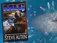 The Meg Movie Book Comparison