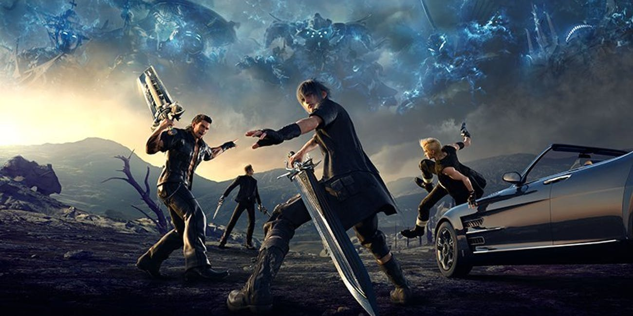 a beginner s guide to final fantasy xv inverse