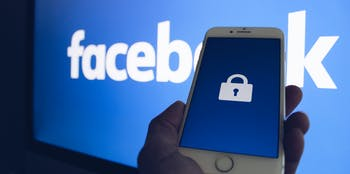 facebook data security