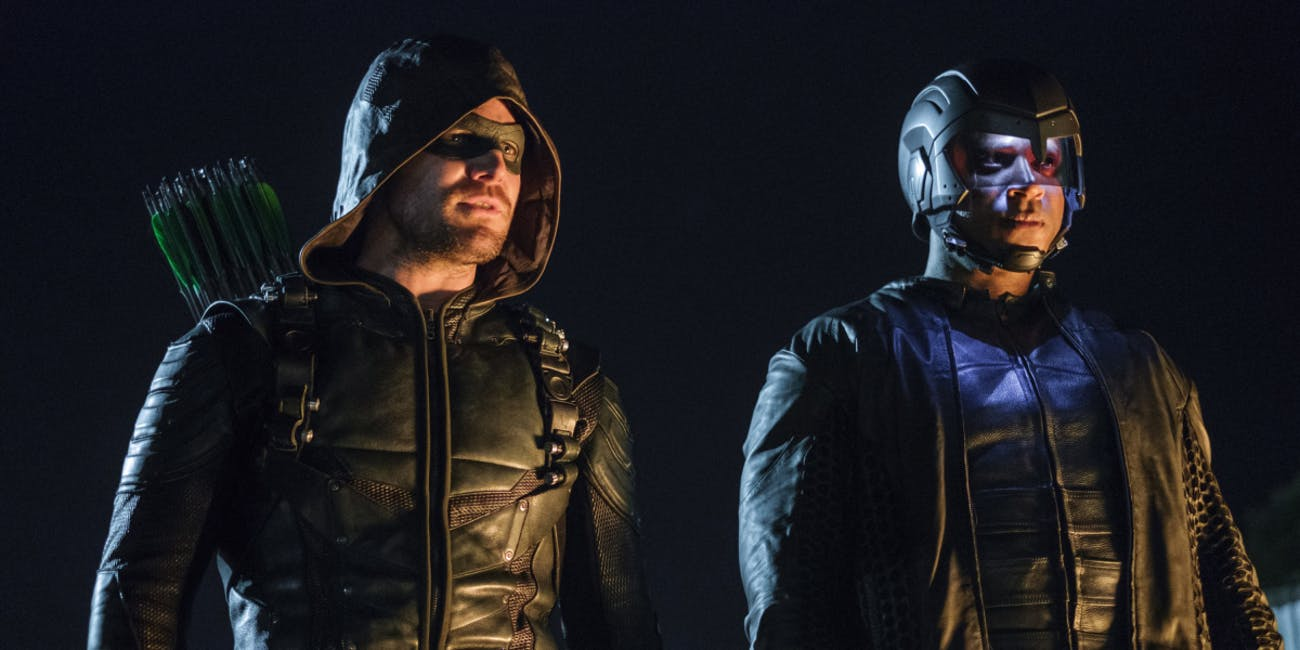Arrow Season 6 Return