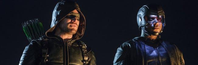 Arrow Season 6 Return