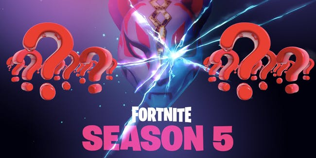 What is this weird cat mask teasing 'Fortnite: Battle Royale' Season 5?