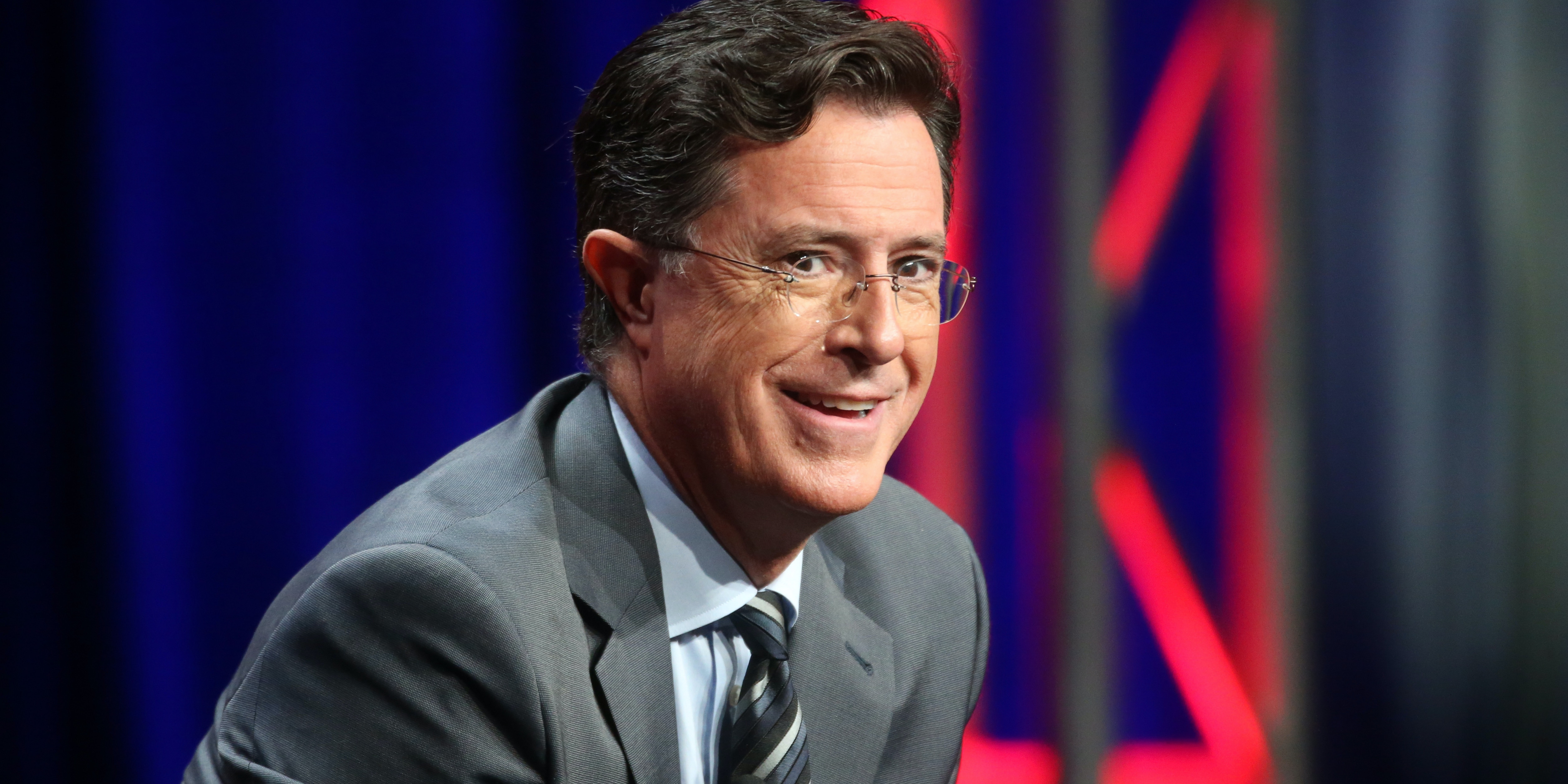 Stephen Colbert Predicts the Plot of 'The Force Awakens' From the Trailer