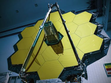 "The James Webb Telescope Passes Latest Tests ""Unscathed"""