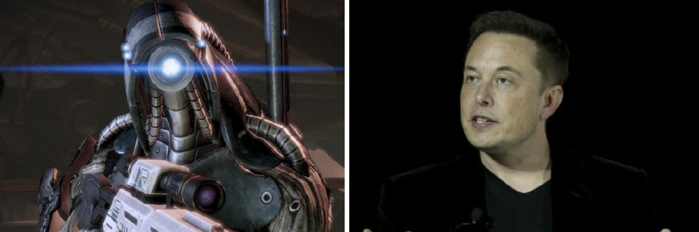 Mass Effect Andromeda Rips Off Elon Musk's Neural Lace Idea
