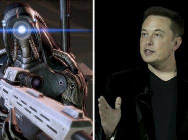 'Mass Effect: Andromeda' Rips Off Elon Musk's Neural Lace Idea