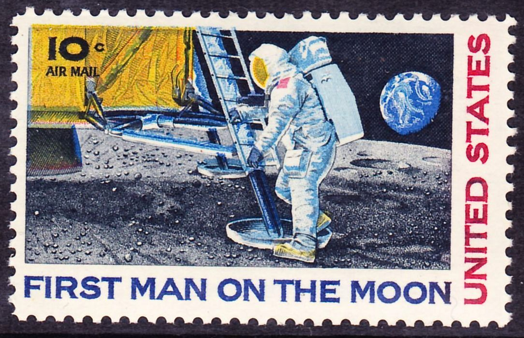 stamps from space nasa - photo #5