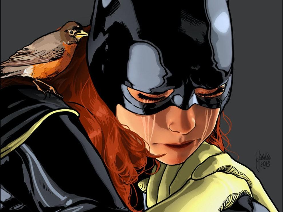 Warner Brothers Is a Giant Drag, Drops Batgirl from 'Batman v Superman'