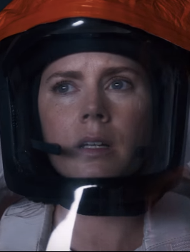 Amy Adams in director Denis Villeneuve's 'Arrival'