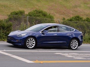 Pre-Release Tesla Model 3 Spotted with Design Tweaks