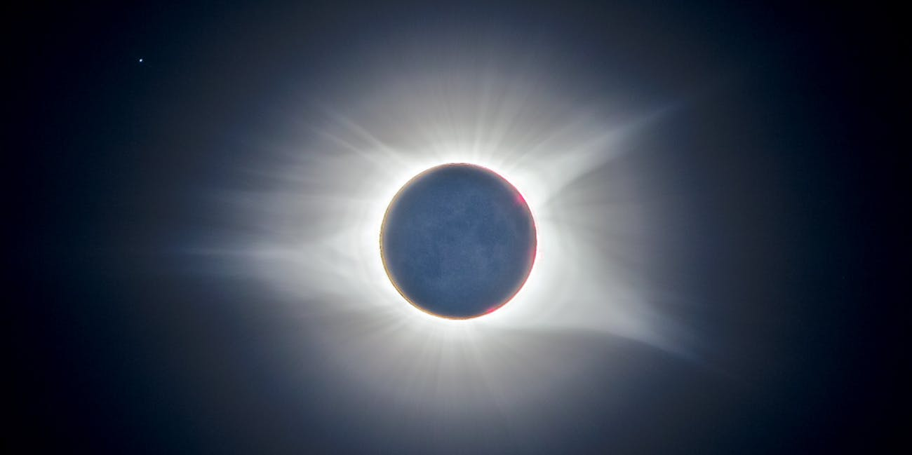 2017 Great American Eclipse Totality