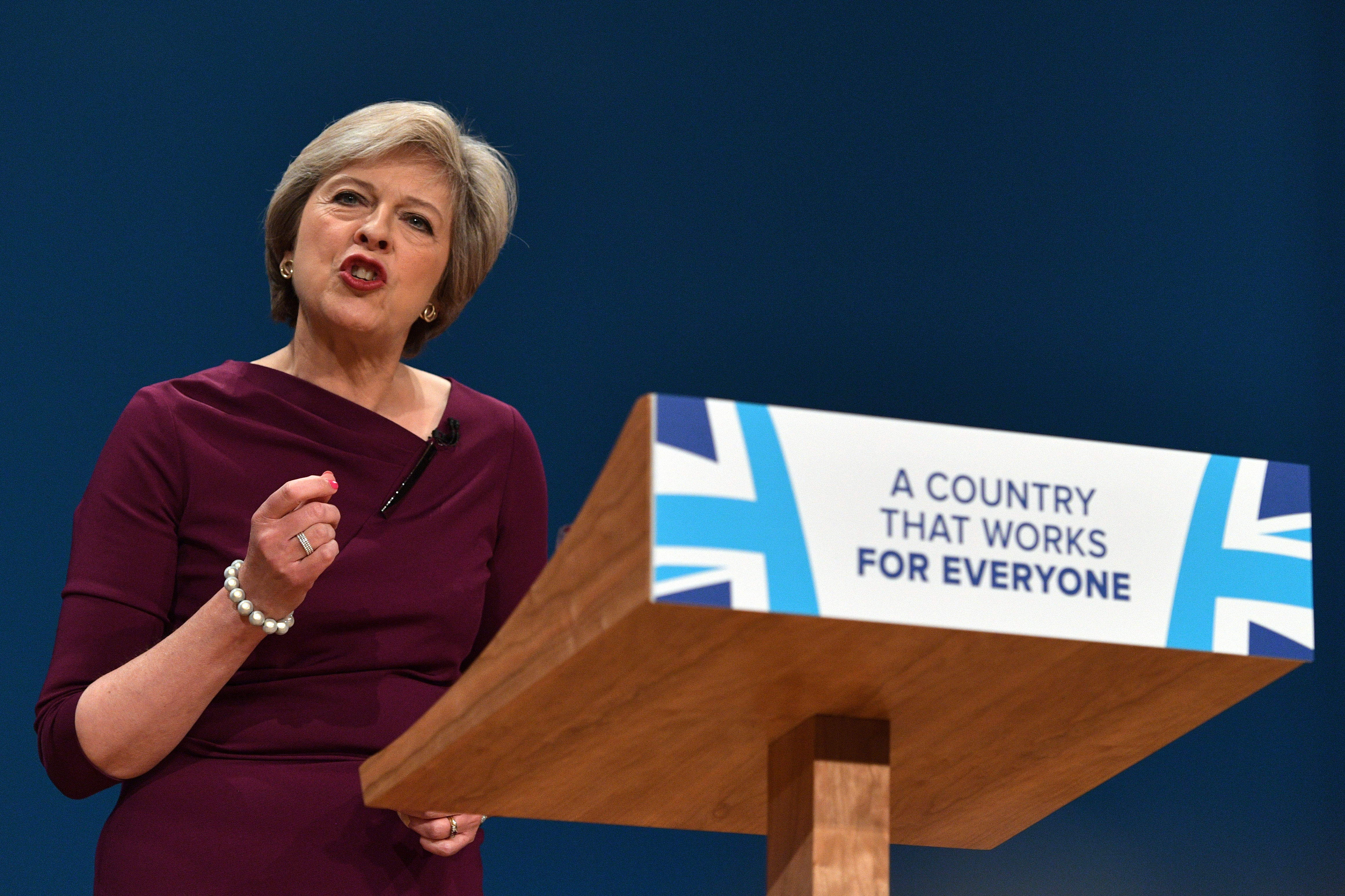 Theresa May, who took over as prime minister and leader of the Conservative Party in July, has been a long-standing proponent of increasing government surveillance powers.