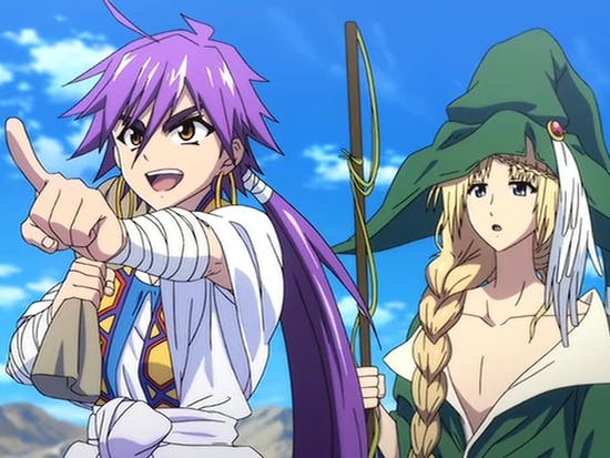 5 Reasons to Watch The 'Magi: Adventure of Sinbad' Netflix Anime
