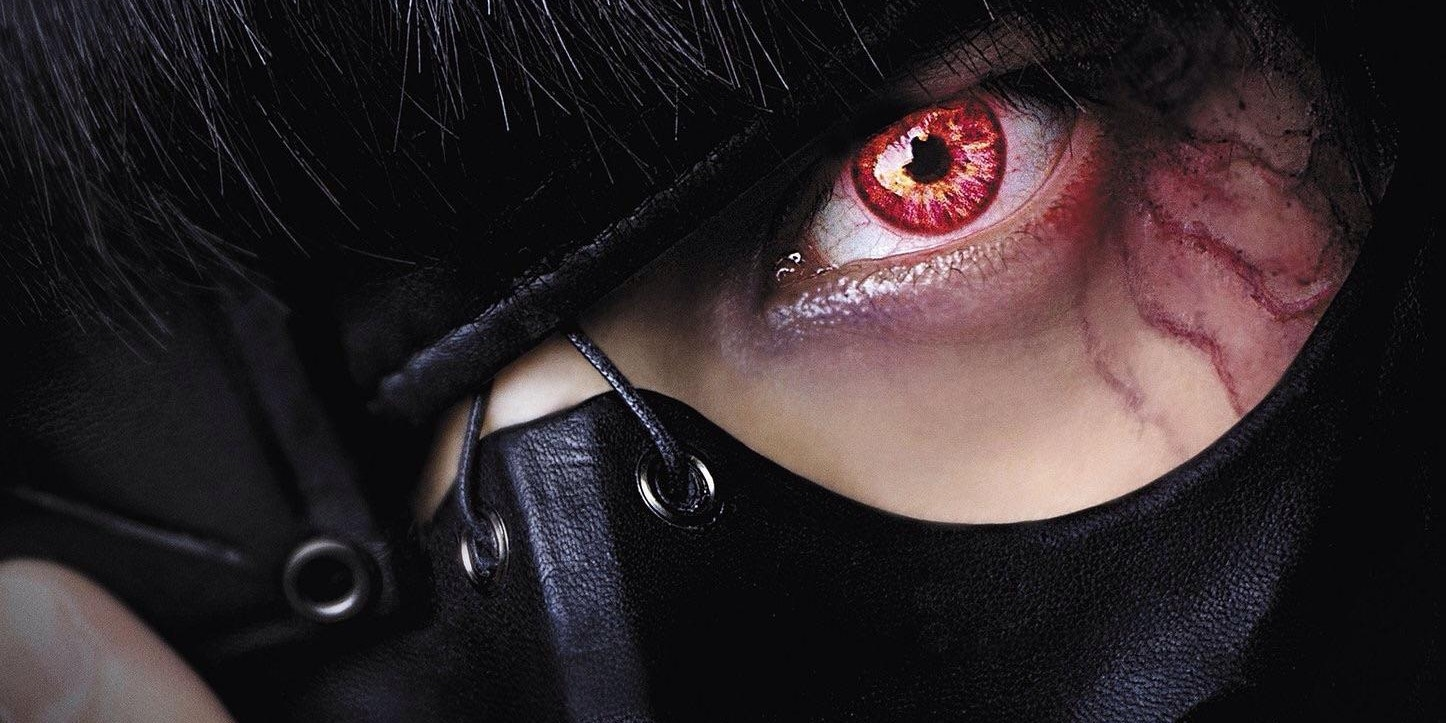Ken Uses His Kagune in Latest 'Tokyo Ghoul' Movie Poster