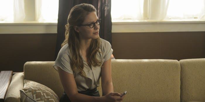 supergirl season 4 episode 5 parasite lost kara danvers melissa benoist