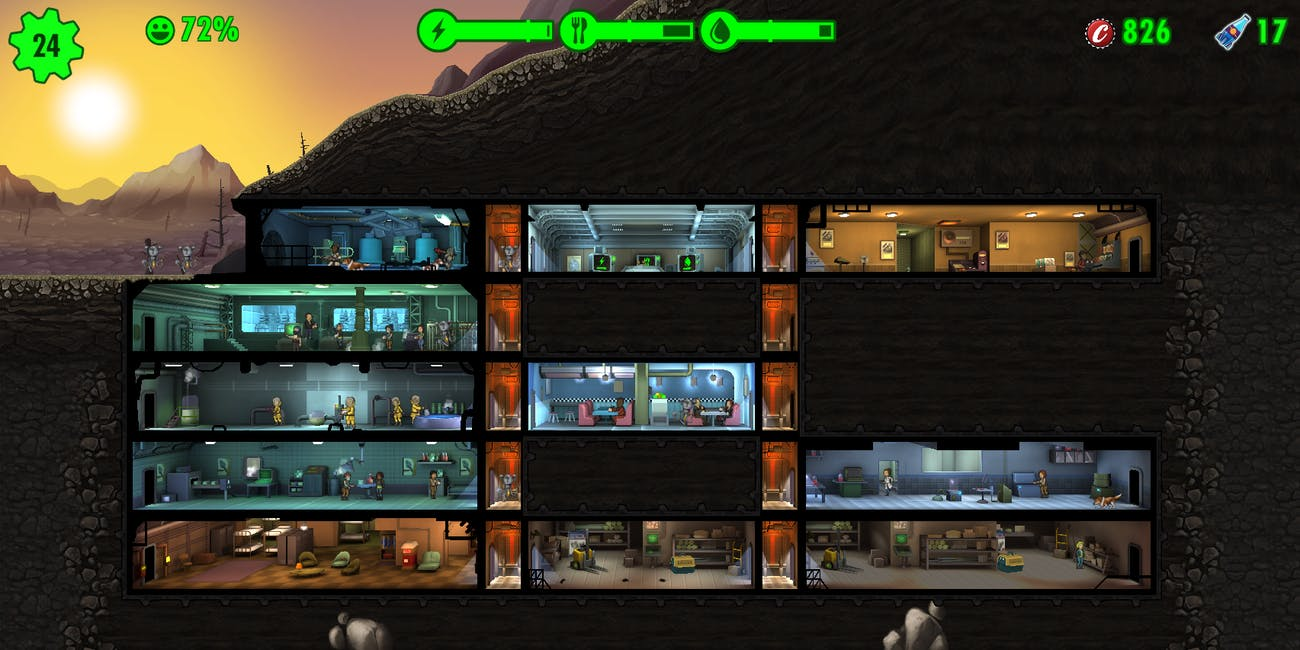 Fallout Shelter Update 16 And Pc Release Are Worth Trying Out