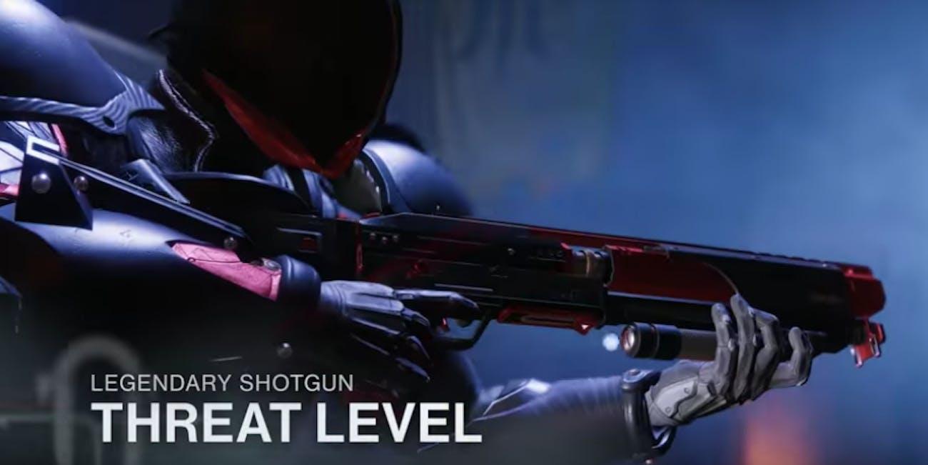 'Destiny 2' Threat Level