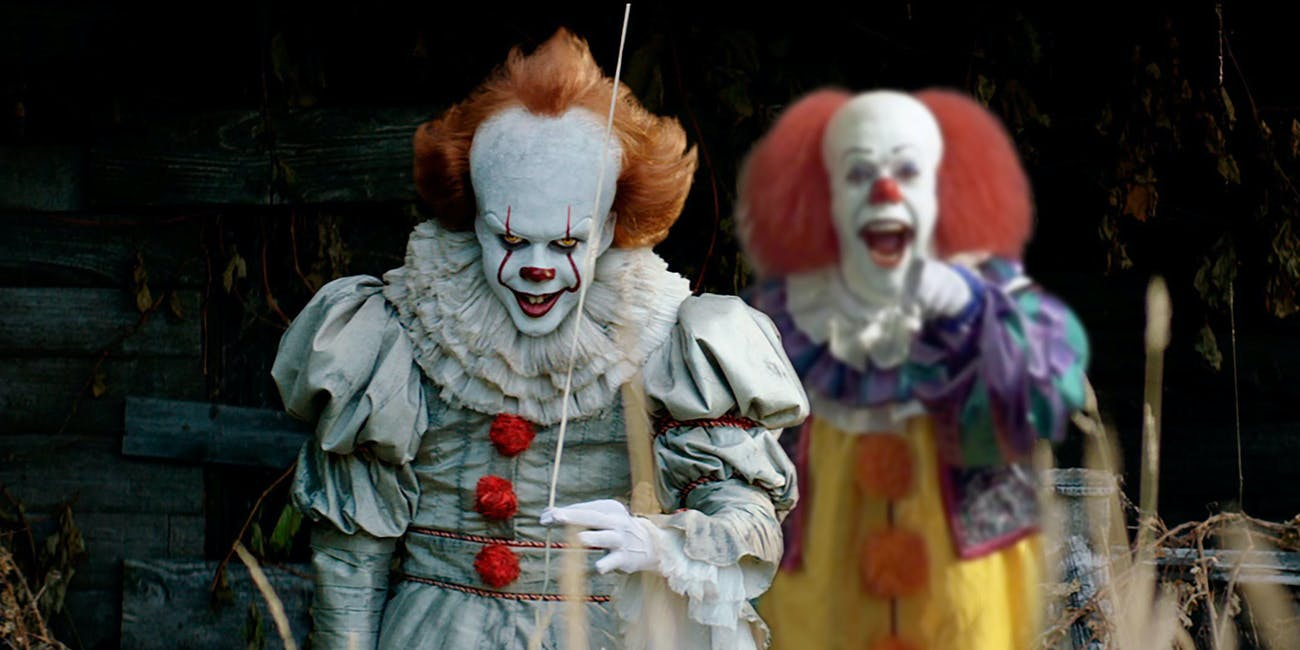 pennywise is back right on schedule thanks to 2017 s it movie