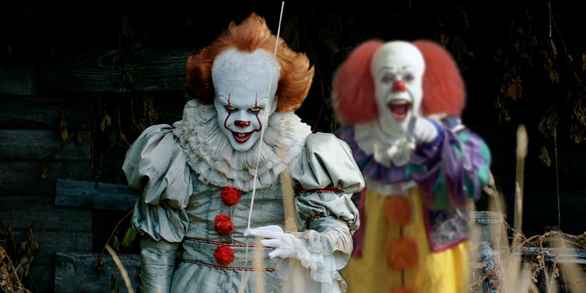 Pennywise Is Back, Right on Schedule, Thanks to 2017's 'It ...