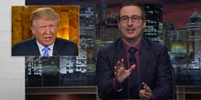 John Oliver: Keep Reminding Yourself Trump's Win Is 'Not Normal'