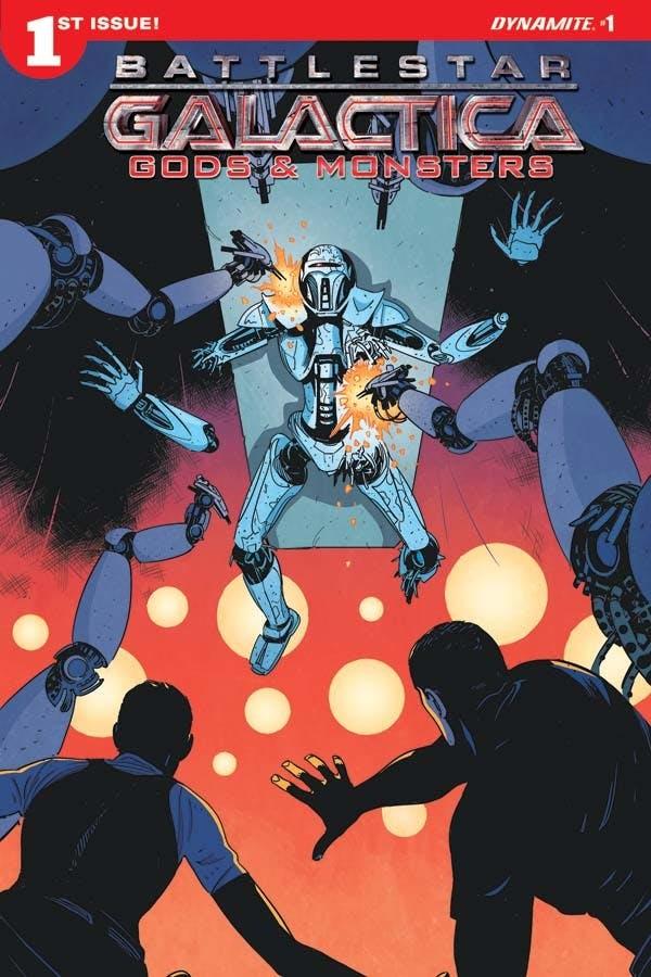 'Battlestar Galactica: Gods & Monsters' #1