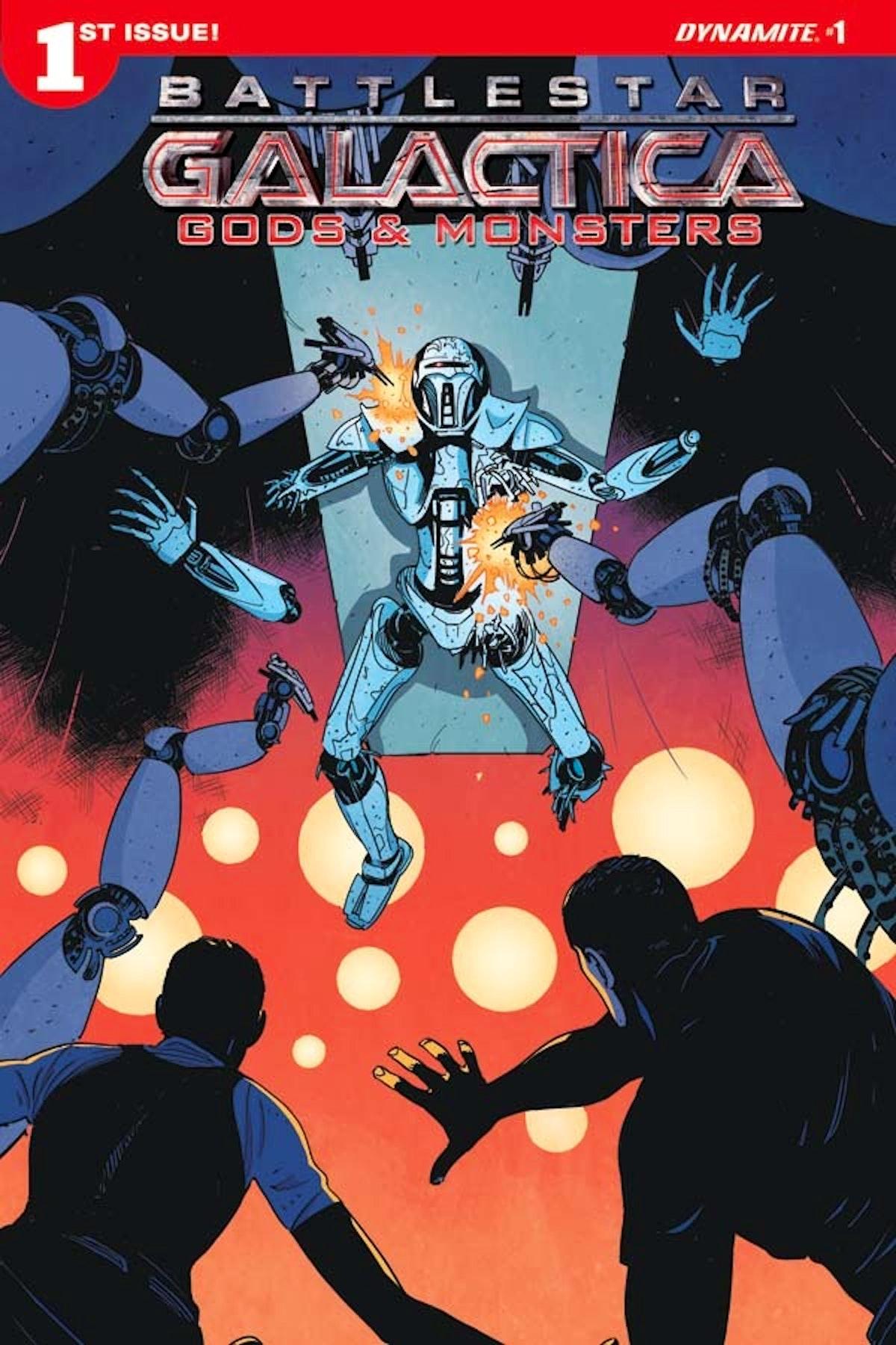 Battlestar Galactica: Gods and Monsters #1