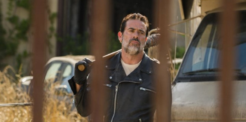 "Negan used music as torture in ""The Walking Dead."""