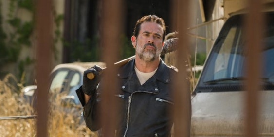 """Negan used music as torture in """"The Walking Dead."""""""