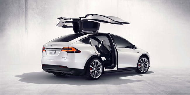Ontario's Next Police Car Could Be a Tesla Model X | Inverse
