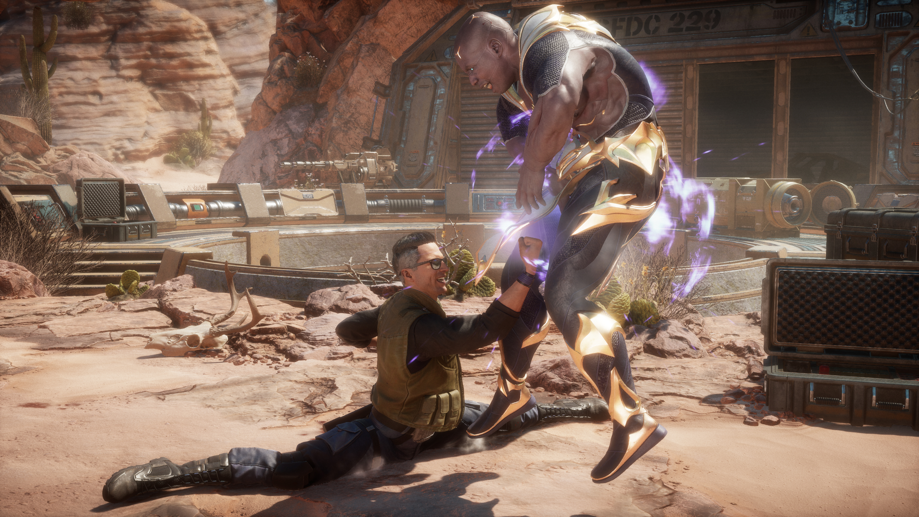 Mortal Kombat 11': Roster, DLC Info, Release Date, for the Iconic
