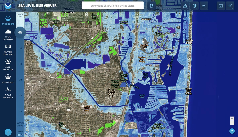 Lots of Trump Properties Could Be Underwater