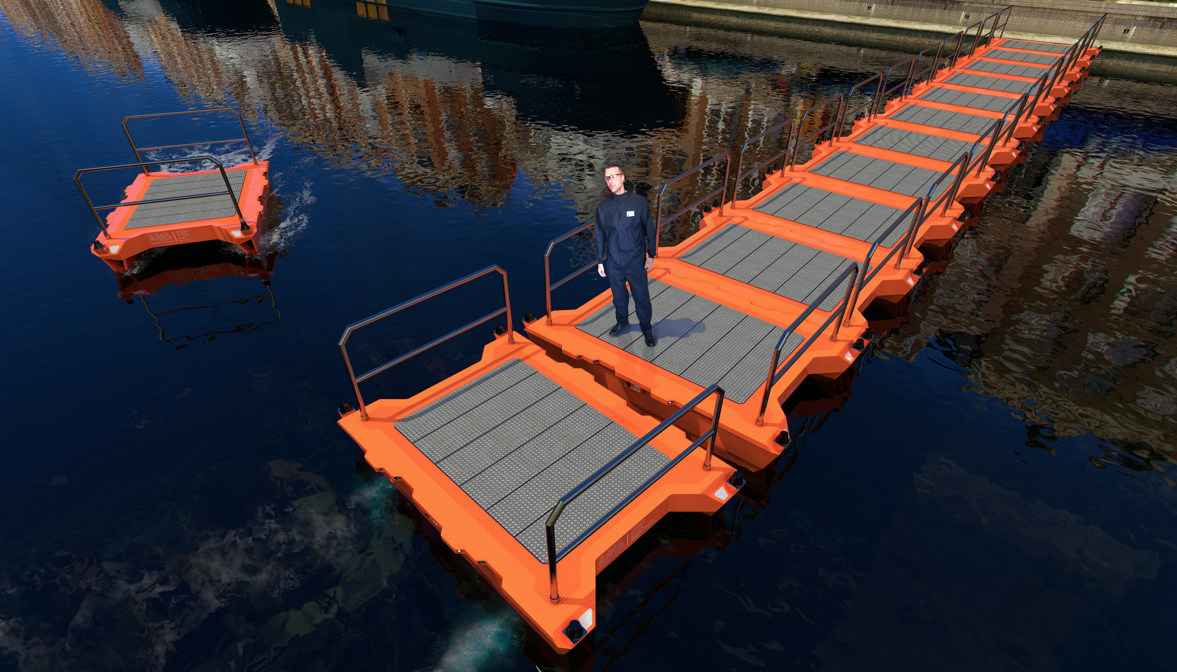 A ROBOT bridge.
