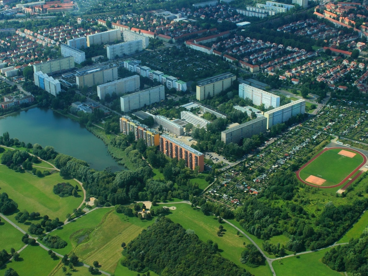 Future Leipzig: The Incredible Shrinking City
