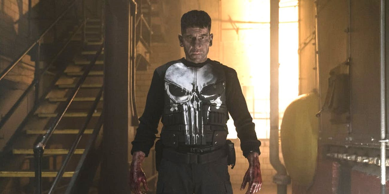 Marvel The Punisher