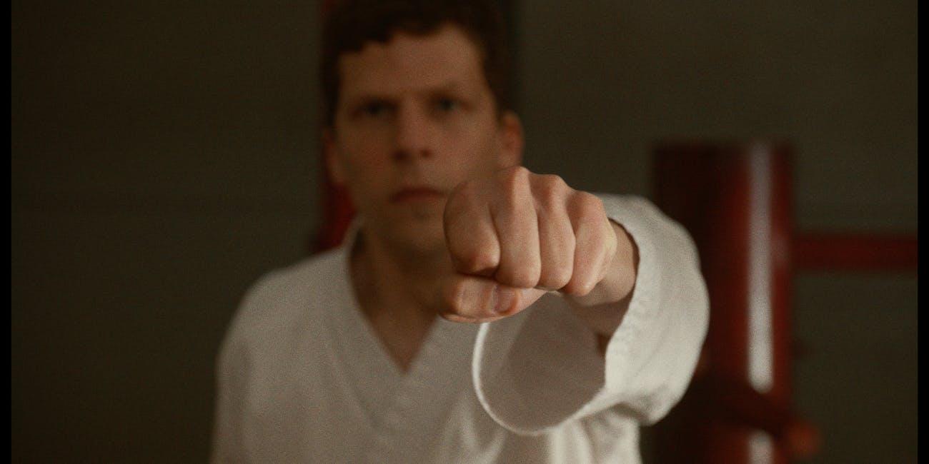 Art of Self Defense Jesse Eisenberg