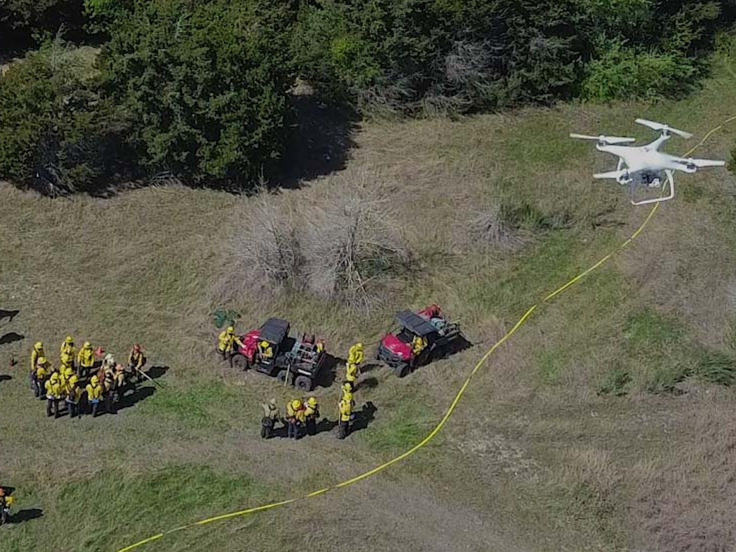 DroneSense in Action