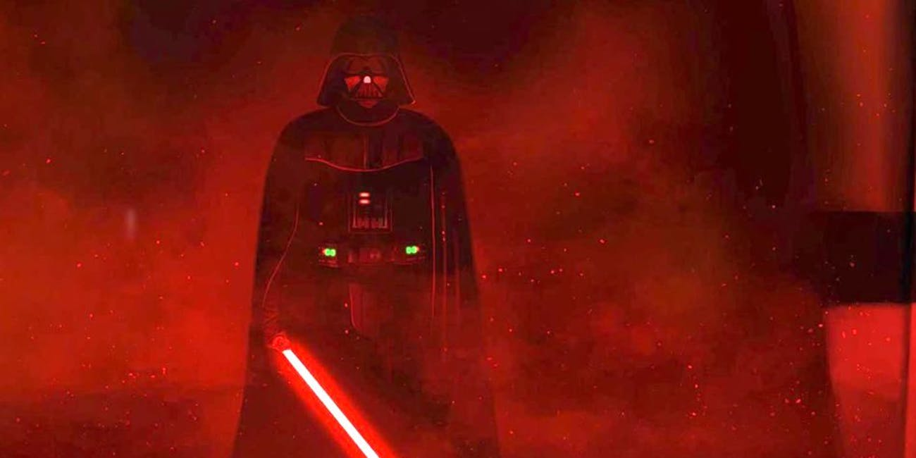 Darth Vader in 'Rogue One'