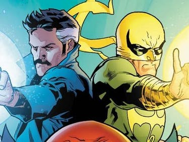Doctor Strange Could Save K'un-Lun in 'Iron Fist,' But He Won't